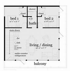 theplancollection com modern house plans 116 1082 floor plan main level house plans downsizing