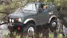Suzuki Samuraj 1 9 Diesel Road
