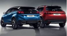 2019 Peugeot 2008 Rear Compare 2019 And 2020 New Suv Models
