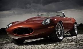 POWER CARS Jaguar E Type Speedster Lightweight By Eagle
