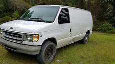 how to work on cars 1999 ford econoline e150 electronic valve timing ford econoline cargo e250 1999 project van before any work is done youtube