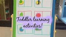 toddler learning activities with free printables 14 02 2015 youtube