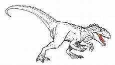 25 beste ausmalbilder jurassic world dinosaurier