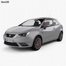 Seat Ibiza Sc 2015 3d Model Vehicles On Hum3d