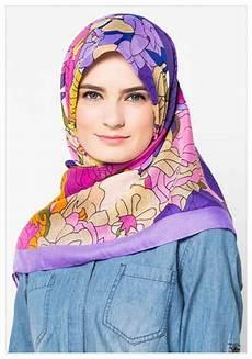 10 Kerudung Zoya Terbaru 2019 Eksklusif Jilbab Cantik