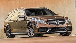 SUV Wagon  Mercedes Benz E63 AMG Best Cars For The