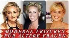 Moderne Frisuren Frauen - moderne frisuren f 252 r 228 ltere frauen