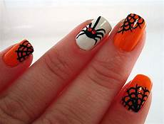 9 simple and easy halloween nail art designs with pictures