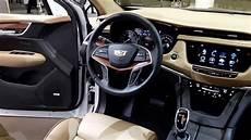 cadillac xt5 2017 cadillac xt5 interior walkaround 2016 new york auto