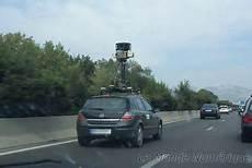 voiture view la voiture maps view en photo le monde numerique