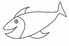 malvorlagen fisch einfach 1064 malvorlage fische