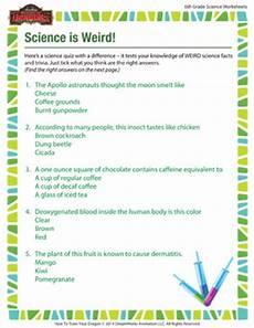 science is science worksheet printable 6th grade sod