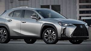7 Lexus UX – A Hybrid Crossover That's Proper Premium On
