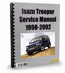 chilton car manuals free download 2002 isuzu trooper engine control isuzu trooper 1998 2002 service repair manual download tradebit