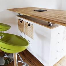 meuble bar cuisine ikea et ailleurs ilot bar de cuisine au 303 home deco