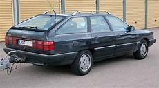 how to work on cars 1990 audi 100 electronic throttle control file 1990 audi 100 avant tdi rear jpg wikimedia commons