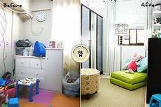 Small Space Small Bedroom Design Ideas Philippines by 5 Small Space Makeovers From 5 To 30 Square Meters Rl