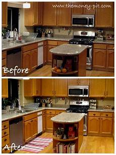 Kitchen Update Images by 7 Ideas For Updating Wood Rv Cabinets Without Painting