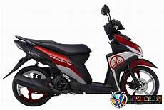 Mio M3 Modifikasi by Modifikasi Mio M3 Warna Merah Modifikasi Motor Kawasaki