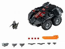lego batman gets a batmobile than can be controlled with a