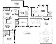 u shaped house plans single level u shaped house plans
