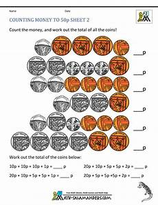 counting money worksheets ks2 2844 free money worksheets uk coins