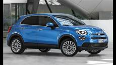 fiat 500x 2019 2019 fiat 500x facelift detailed look