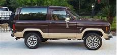 how make cars 1986 ford bronco navigation system 1986 ford bronco ii pictures cargurus
