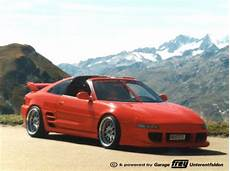 Tuning Toyota Mr2 W2