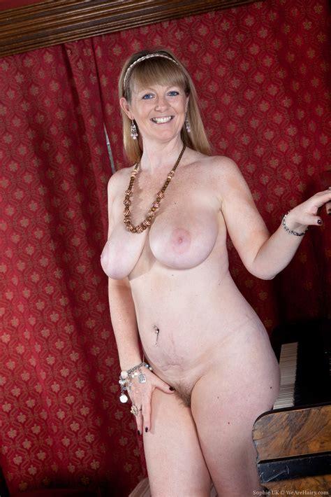 British Mature Naked