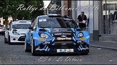 Rallye Du B 233 Thunois 2016 Es 6 Le Dolmen