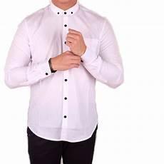 hansen baju koko lengan panjang aplikasi checkmate hitam toko daring daftar harga