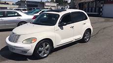 2003 chrysler pt cruiser gt 2 4l turbo