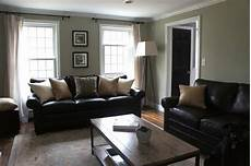 Home Decor Ideas With Black Sofa by Black Leather Couches On Black Leather Sofas
