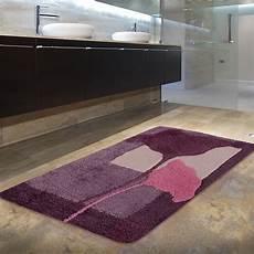 tapis de salle de bain design aspect classe tapis