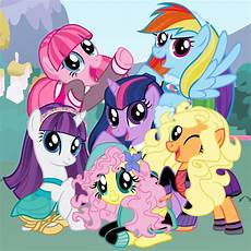 where the hooved friends rule my pony friendship