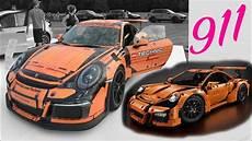 lego technic porsche porsche 911 gt3 rs lego technic design 42056 panamera
