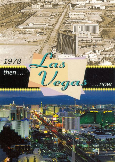 Las Vegas Before And Now