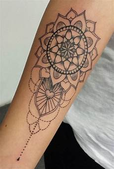 Mandala Arm - 103 superb mandala tattoos designs meaning media