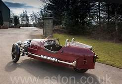 2018 Morgan 3 Wheeler AW260318A