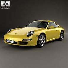 3d Porsche 911 997 2005 Cgtrader