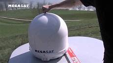 sat antenne cingman portable