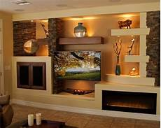 Drywall Entertainment Center Houzz
