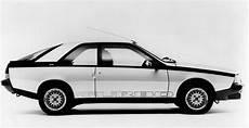 Renault Fuego Turbo 1983 86