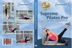 supreme pilates 4 workout compilation featuring barrett spp stt