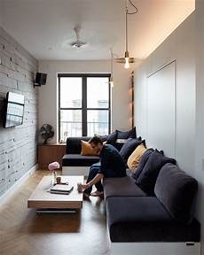interior design for small spaces living room and kitchen small space living in a soho apartment modern living
