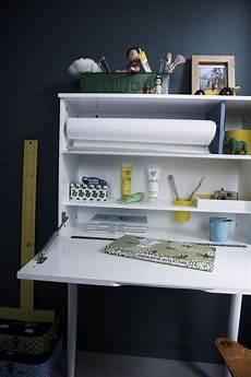 bureau mural enfant rabattable avec porte tableau www