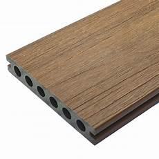 Leadvision Planche Pour Terrasse 12 Composite Teck