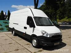 Used Iveco Daily 35s13 Furgon Winda Klima Panel Vans Year
