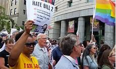 carolina legislature debates repeal of transgender bathroom lgbt sparks protests at carolina statehouse
